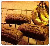 Mike's 'Whip It Up Like Crazy' Banana Bread