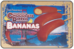 San Francisco Chocolate Dipped Bananas